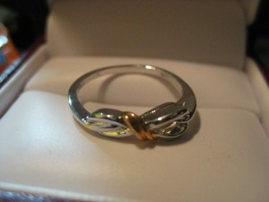 charity jewelry ring