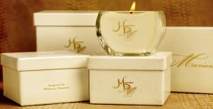 whitney houston candles