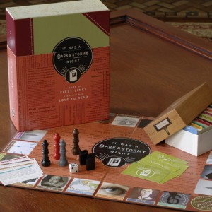 board game for book lovers