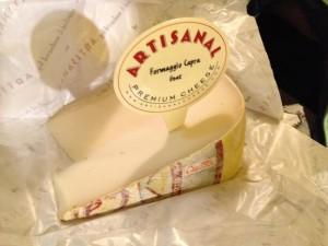formaggio capra goat cheese