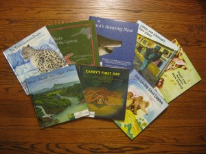 children's books for charity