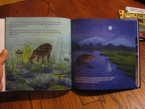 tapir children's book