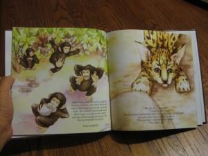 children's books about chimpanzees