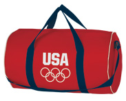 team usa duffel bag