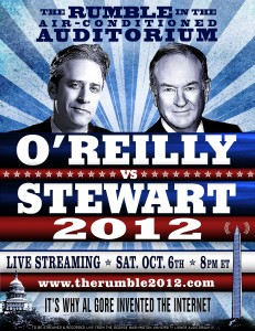 o'reilly stewart debate