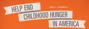 end childhood hunger